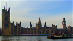 parliament, landmark, cityscape, skyline, city, tower, spire, waterway,