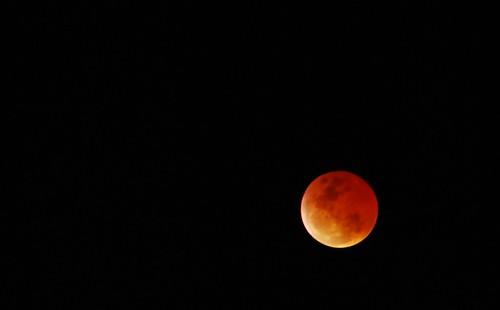 red moon night lune eclipse nikon puertorico luna lunar lunareclipse redmoon humacao éclipse d80 18135mmf3556g afsnikkor18135mm13556ged