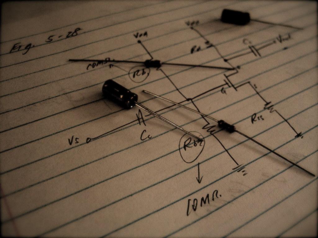 Adsl Filter Circuit Diagram