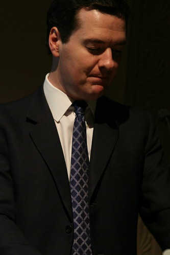 George Osborne in 2007