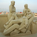 Sand Sculpture -A Visit to The Denist by KellyBear1