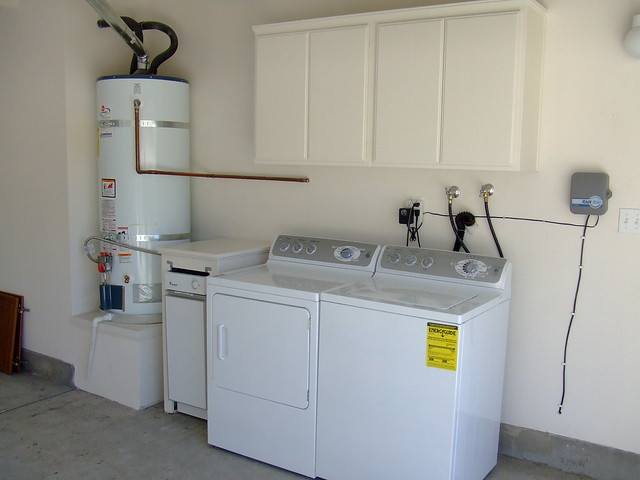 Garage Washer and Dryer | Flickr - Photo Sharing!