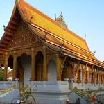 Wat Nong Temple - Luang Prabang