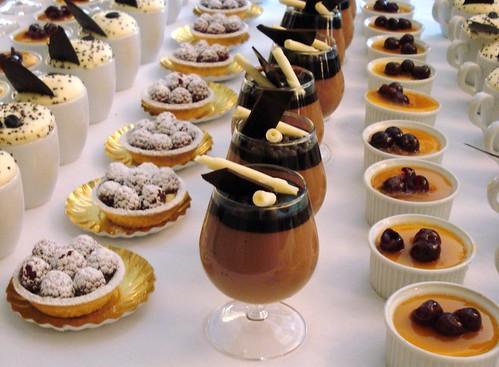 Desserts: Row upon Row by Swamibu