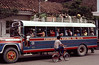 Bus in Espinal, Colombia by philipbouchard