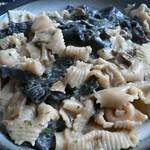 Wild mushroom cream sauce for pasta