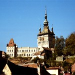 Birthplace of Vlad Dracul III – Sighisoara, Romania