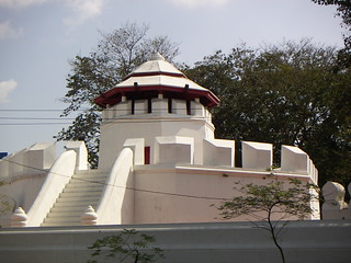 Image of  Mahakan Fort. geotagged thailand bangkok thailand2005 geo:lat=1376lon10050