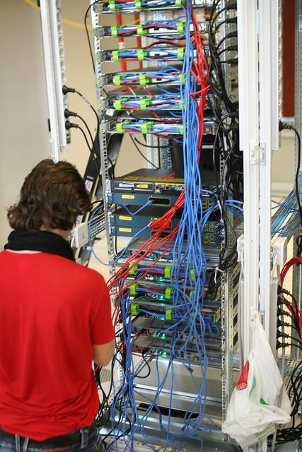 Tim cabling