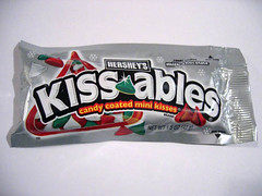 New Year Candy Trade: Holiday Kissables