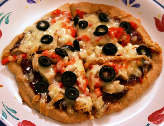 Barbeque Turkey Pizza (Semi Recipe Included) | Flickr - Photo Sharing!
