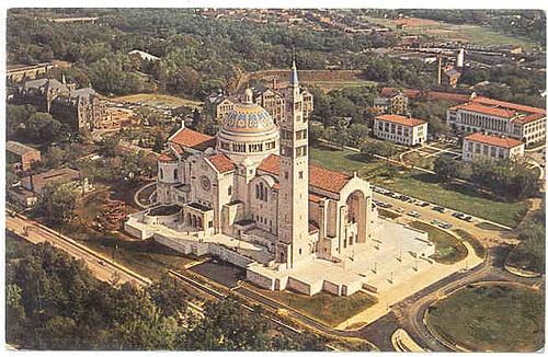 Basilica of the National Shrine of Immaculate Conception, Brookland