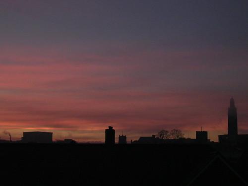 sunrise dawn norwich