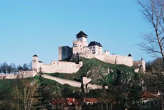Hrad / Castle Trencin F1010017