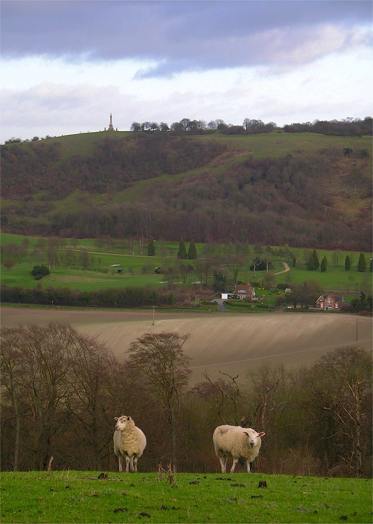 Book 2, Walk 1, Wendover Round 3 Coombe Hill