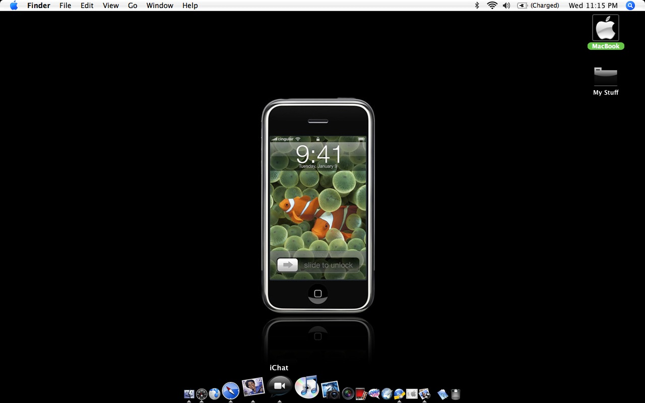 iPhone Desktop | Flickr - Photo Sharing!
