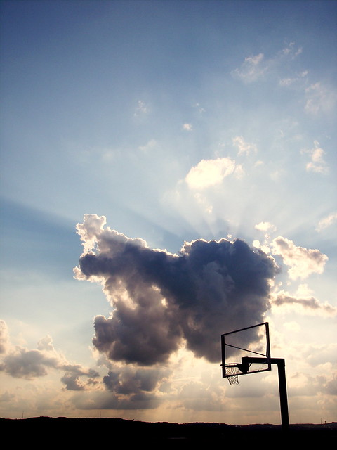 god is a basketball star