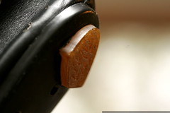 vittoria vintage leather cycling shoes    MG 9015