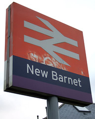 New Barnet Railway Station