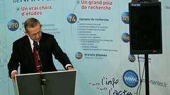 Voeux du Président Resche - université de Nantes