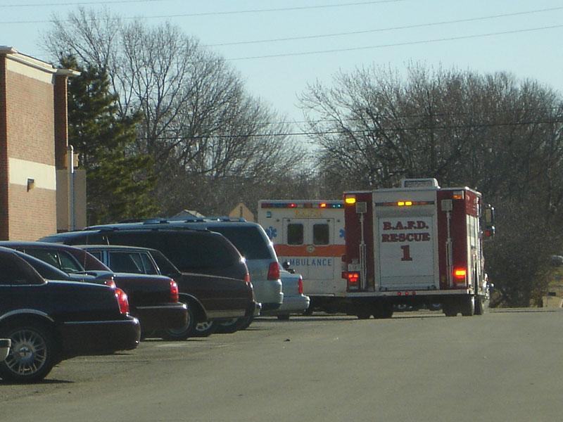 Broken Arrow Ok Fire Dept Truck And Ambulance Flickr