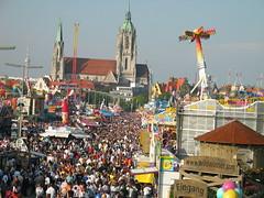 Germany - Munich Oktoberfest