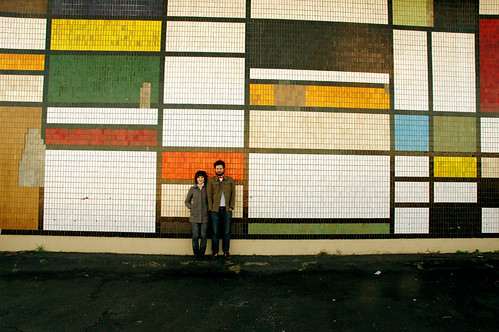 The Mondrian Wall