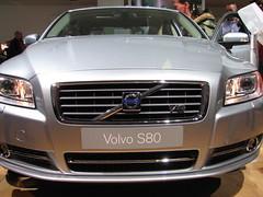 automobile, automotive exterior, vehicle, automotive design, auto show, grille, volvo s80, bumper, volvo cars, land vehicle, luxury vehicle,