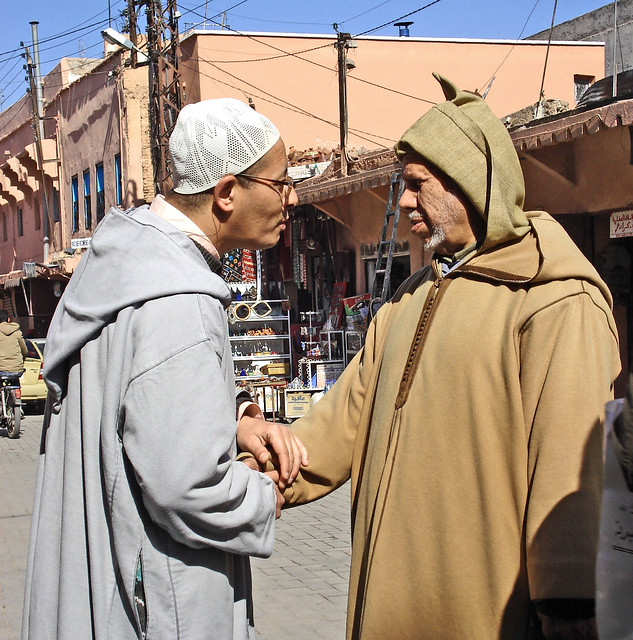 Rencontre marrakech