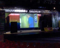 signage, led display, stage, display device, flat panel display,