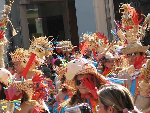 Carnival at Patras
