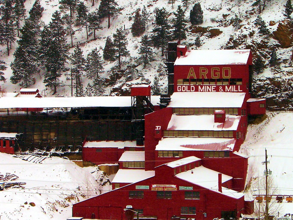 Argo Mine - Idaho Springs, Colorado