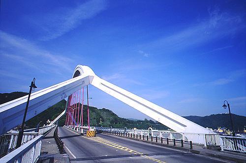 W180南方澳大橋跨港大橋
