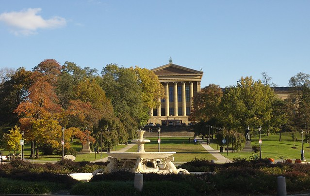 The Philadelphia Art Museum