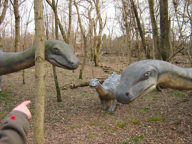 Dinosaur World Ky 38 Explore Red Clover 39 S Photos On