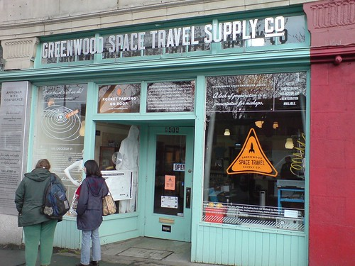 Greenwood Space Travel Supply Co