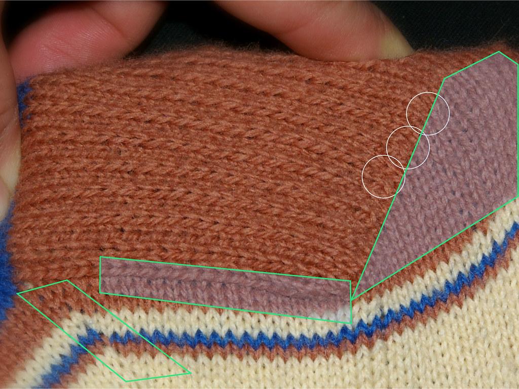 Calcetines tejidos todo acerca de tejer calcetines a - Como hacer calcetines de punto ...