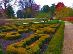 Garden Walks -- Mount Vernon Alexandria (VA) November 2016
