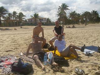 Image of Playa Santa María near Alamar. beach me cuba playa exz750 luciana kuba hondartza aitzol pikabea mikelocuba2006 personpotxolo personmikikaos personmikelo flickr:user=potxolo flickr:user=mikelo flickr:user=mikikaos