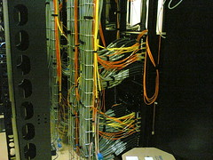 Sandvine's test network (detail)