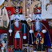 Nutcrackers Standing Guard - Striezelmarkt, Dresden, Germany