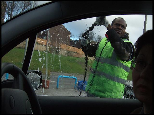 Hand Car Wash 05-051