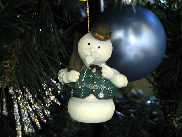 Sam the Snowman | Flickr - Photo Sharing!