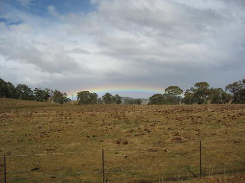 Rainbow, Waterfall Way, NSW