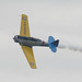 "Small photo of North American SNJ ""Texan"""