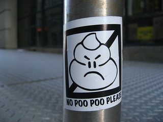 No Poo Poo Please