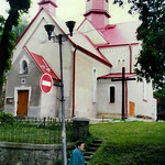 Truskavecj. Roman Catholic church