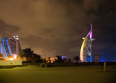 Burj al Arab & Jumiera