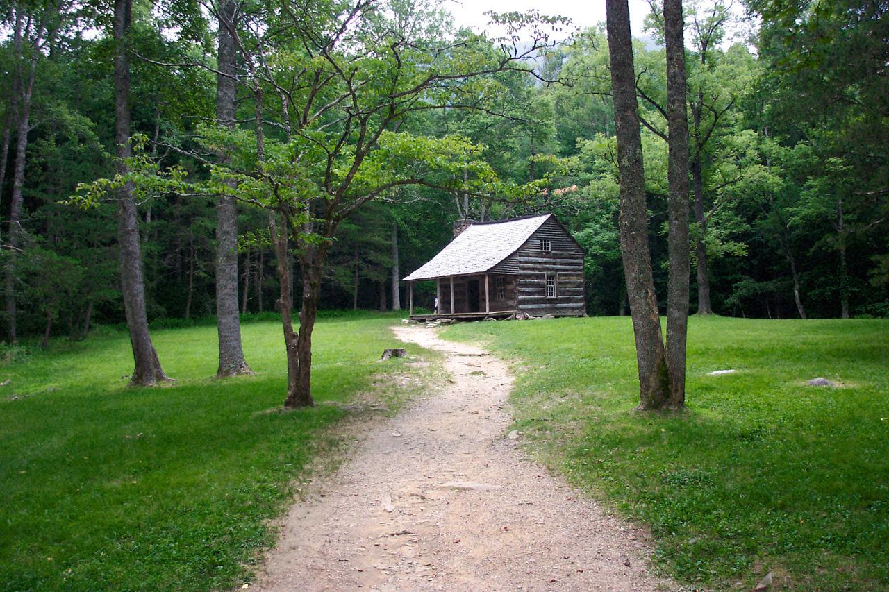 Appalachian Mountain Cabin A Photo On Flickriver
