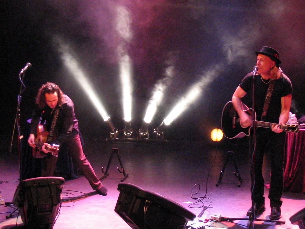 Elliot Murphy y Olivier Durand
